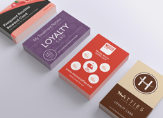 Appointment and Loyalty Cards