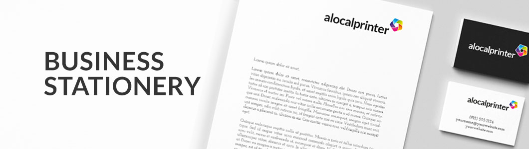 Business Stationery Printing A Local Printer