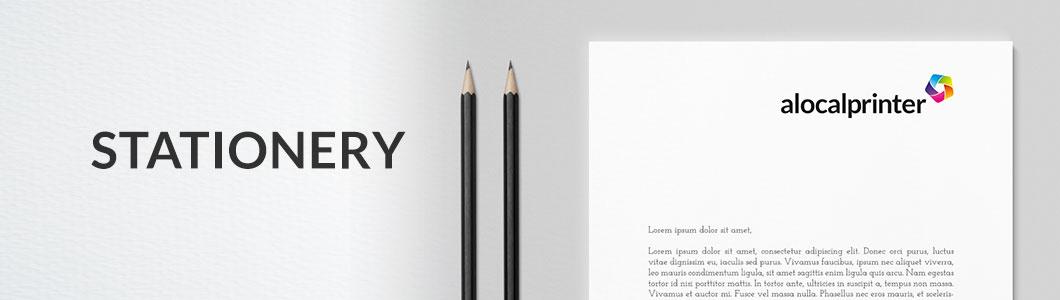 Letterheads & Compliment Slip Printing