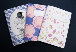Recycled notebook printing
