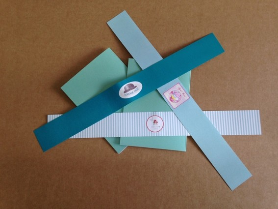 Belly Band Printing | For Notebooks, Pads & Postcard sets