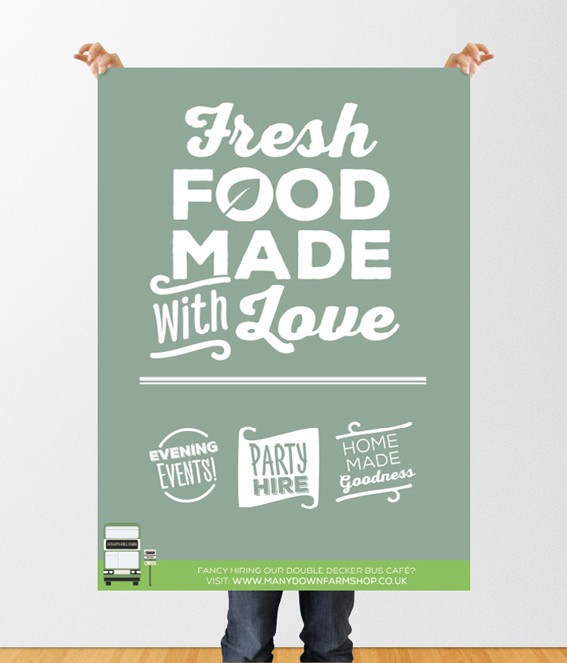 Outdoor Poster Printing | Choice of materials and sizes ...