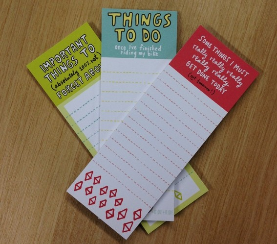 Custom Notepads   The Leslie Company Primoprint Custom Printed Notepad