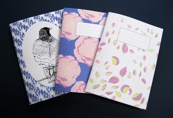 Recycled Notebook Printing | A6, A5 & Square | All Eco - A Local Printer