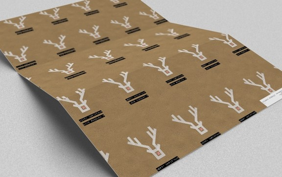 kraft wrapping paper printing bespoke kraft style paper a local