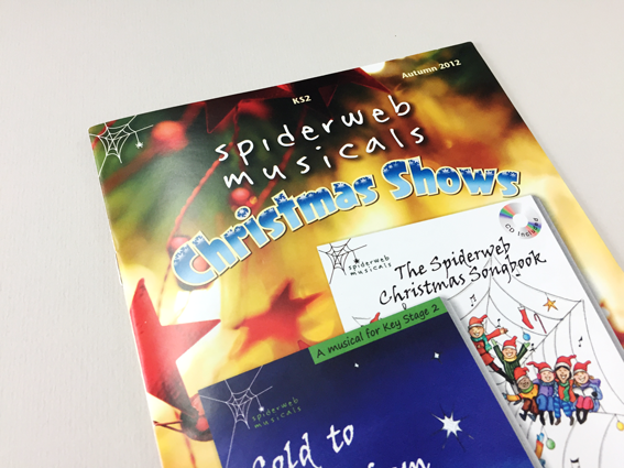Leaflets for Christmas
