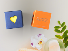 Gift soap boxes