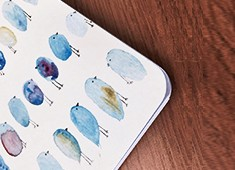 Rounded Corner Notebooks