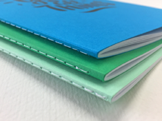 Singer Sewn Notebooks
