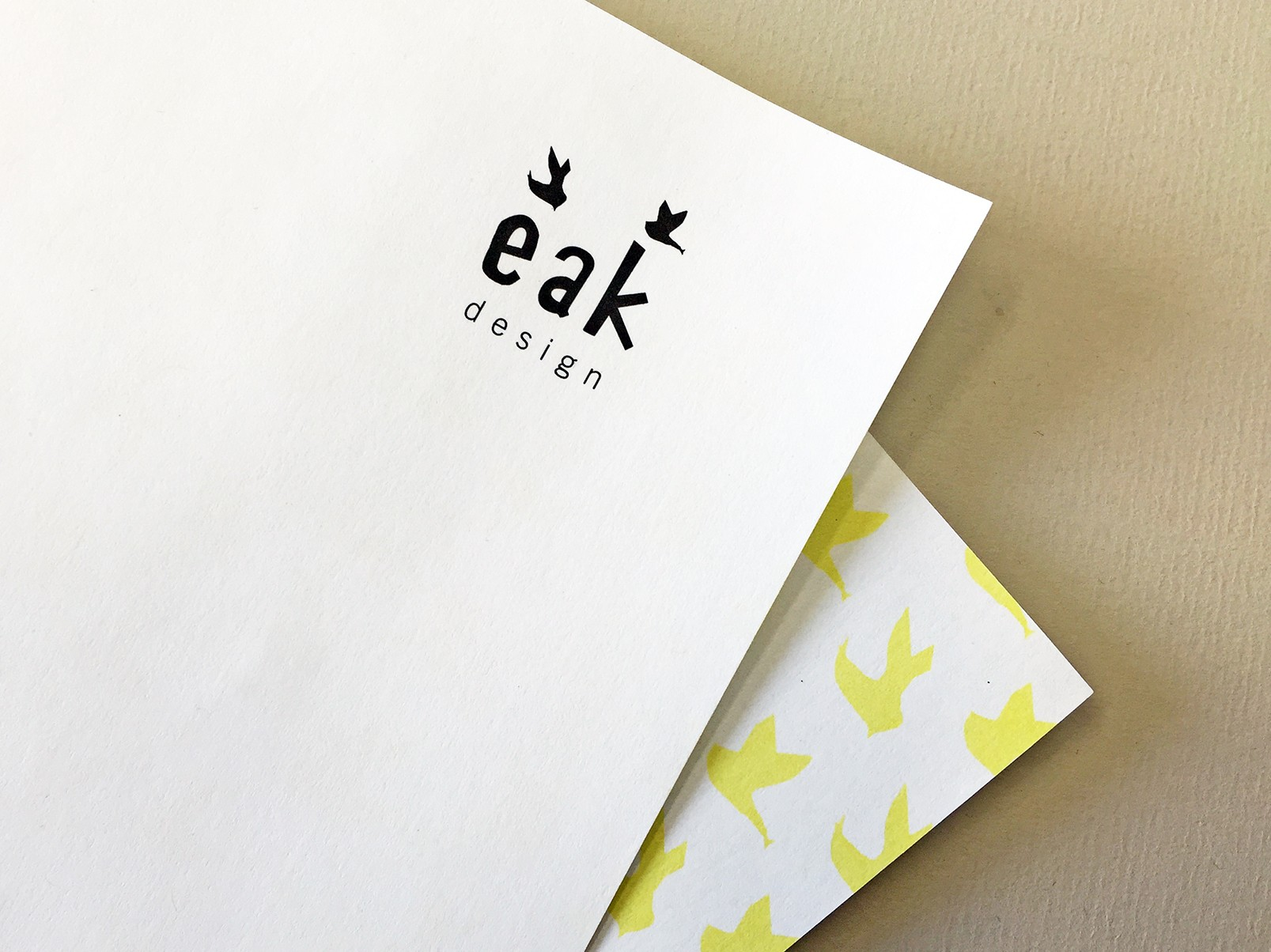 Letterhead Printing from A Local Printer