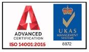 UKAS ISO logo