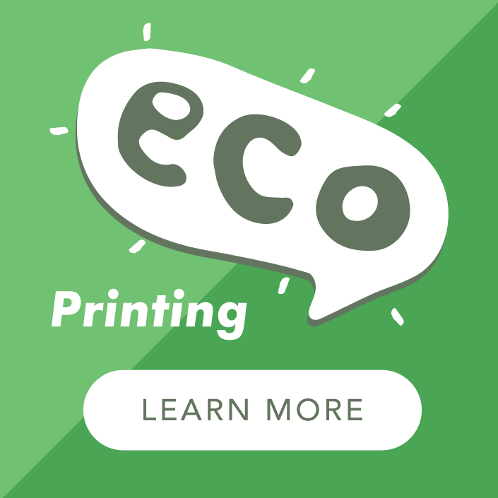 Learn more about our eco-printing