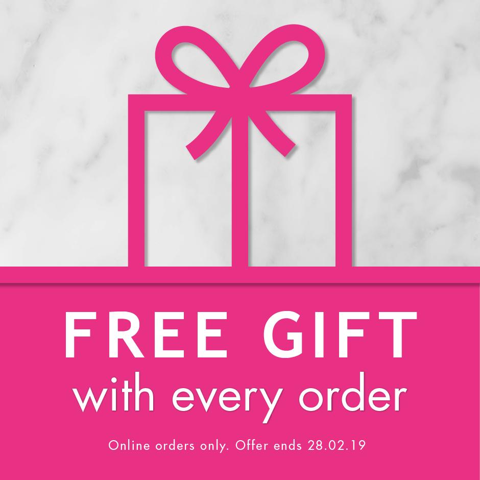 Free Gift February