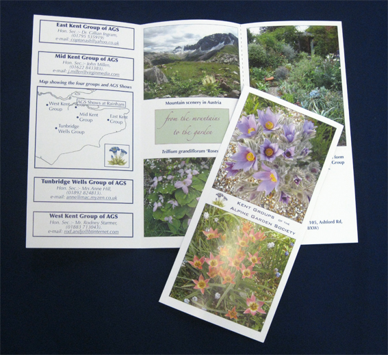 Testimonial from East Kent Alpine Garden