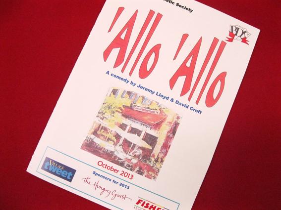 Brochure Printing Testimonial