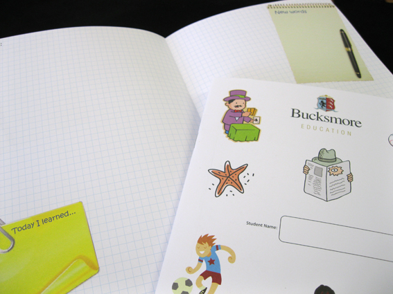 Back to School for Printed Notebooks