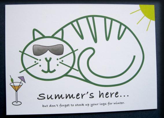 Feline Flyer Printing