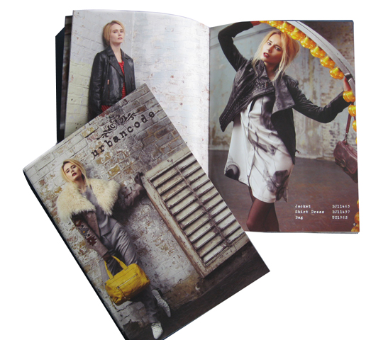 A5 Booklet Printing for Look Book
