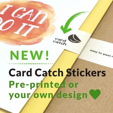 card catch stickers