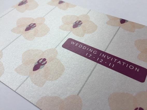 Luxury Wedding Stationery Printing