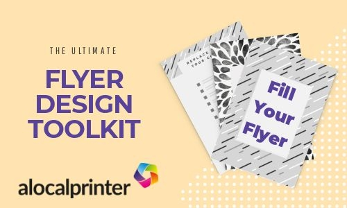 Flyer Printing Design Tips
