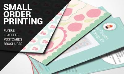 Small Order Printing